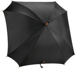 Square Wooden Umbrella