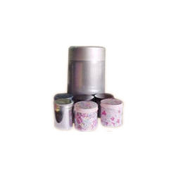 Aluminium Container