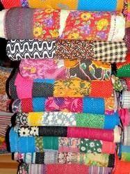 Bengali Old Vintage Patchwork Kantha Quilts