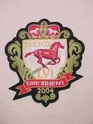 Tom Sineni Blazer Badge