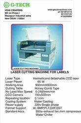 Camera Laser Machine