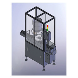 aluminum cap sealing machine