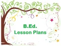 bed lesson plans in hindi
