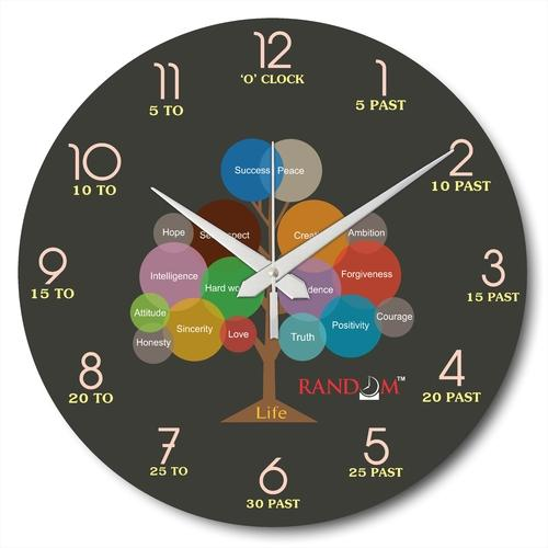 Decorative Kids Wall Clocks