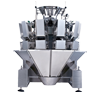 Semi-automatic Filling Machine with Multi-head Combinational Weigh Filler