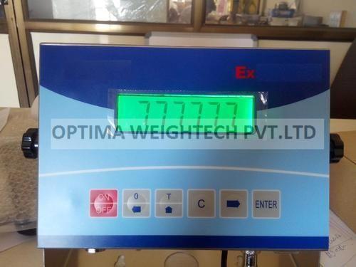 Intrinsically Safe Weighing Indicator