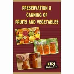 Vegetables Canning Preservation Book