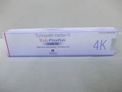 Reli Poietin 4000IU Injection