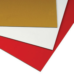 Polyester Aluminum Composite Panel