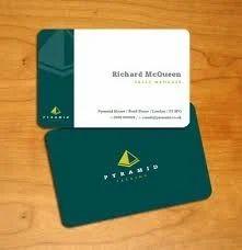 graphic design business card design service provider from chennai