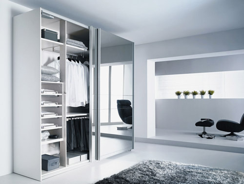 Modern Wardrobes Modern Casual Wardrobe Manufacturer