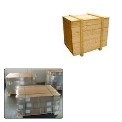 Wooden Boxes for Packaging Industry