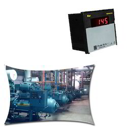 Digital Meters for Refrigeration Plants