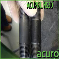 acupol ns30 post chemical cleaning polishing
