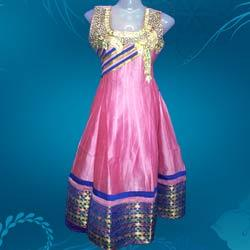 Designer Chanderi Suits