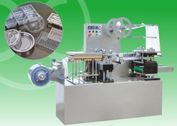 Automatic Blister Forming and Cutting Machine