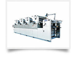 Non Woven Bag & Paper Printing Machine