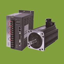 High Resolution AC Servo Motor 80mm 750w (3000rpm)