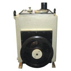 1500 LPM Single Stage Belt Drive Vacuum Pump