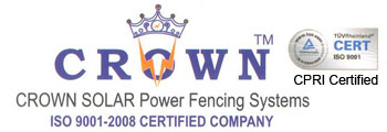Crown Solar Power Fencing Systems