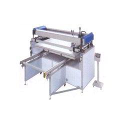 Large Semi Automatic Screen Printing Machine