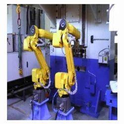 Robotic Machine Tending Automation