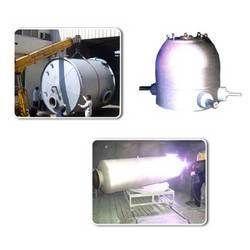 Zinc Spray Metalizing Services