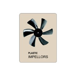 Plastic Impellers for Motors