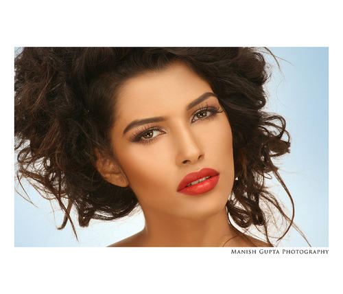 Model Grooming  by Manish Gupta