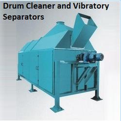 Drum Cleaner & Vibratory Separator