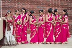 Bridesmaid Designer Sarees