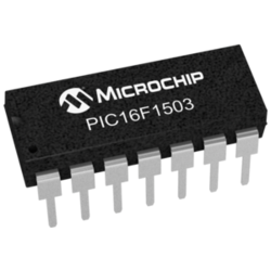 PIC16F1503-I/P - PIC Microcontroller
