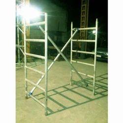 Aluminum Scaffolding for Boiler