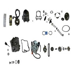 Scooter Components
