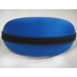 Blue Eyeglass Case