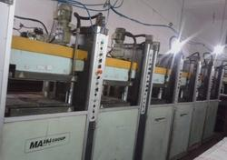 Footwear Machines (Main Group EVA E-266 Xl)