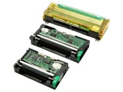 Compact Thermal Printer Mechanism