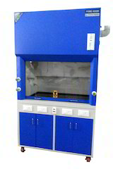 Fume Hood with Digital Air Flow Monitor & Imported Exhaust