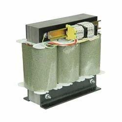 Силовые сухие трехфазные трансформаторы.