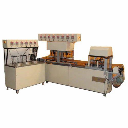Pneumatic Khakra Making Machines