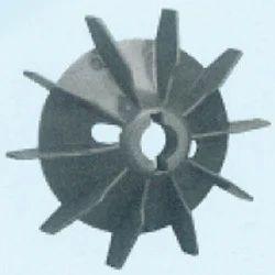 Plastic Fan Suitable For Siemens/BharatBijlee 100 Frame Size
