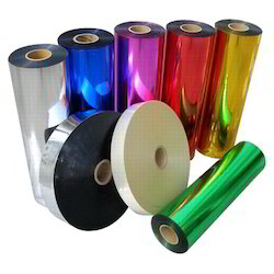 Lacquered Plastic Films