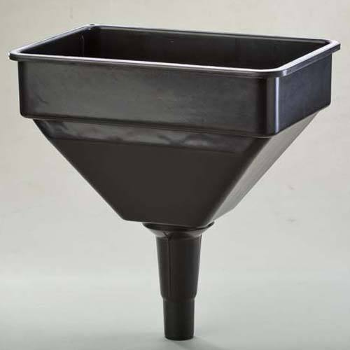 Rectangular Plastic Funnel