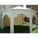 Octagonal Wedding Tent