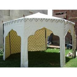 Octagonal Wedding Tent