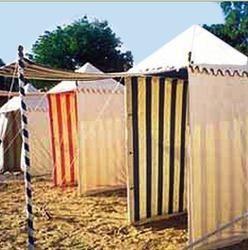 Luxury Beach Tent