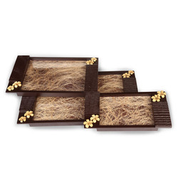 New Fiber Tray Set