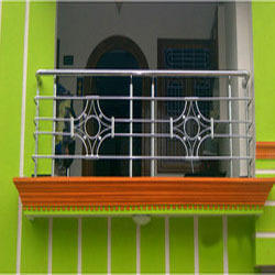 Designer Grills - SS Balcony Grills Manufacturer from Ahmedabad on moroccan designs for home, garden designs for home, shower designs for home, glass designs for home, palm tree for home, deck designs for home, main gate designs for home, door designs for home,