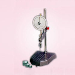 Penetrometer with Standard Needle