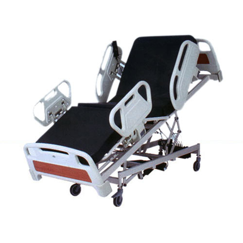 Motorised ICU Bed